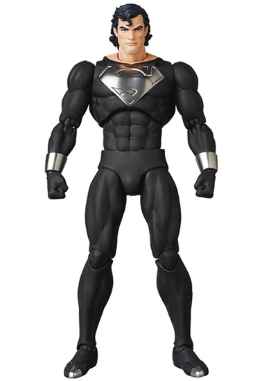 DC Death and Return of Superman MAFEX Superman Action Figure [Kryptonian Suit] (Pre-Order ships January 2022)