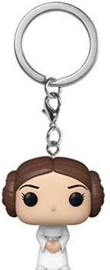 Funko Star Wars Classics POP! Princess Leia Keychain (Pre-Order ships February)