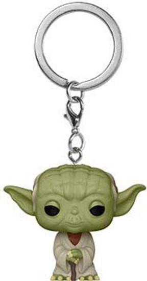 Funko Star Wars Classics POP! Yoda Keychain (Pre-Order ships February)
