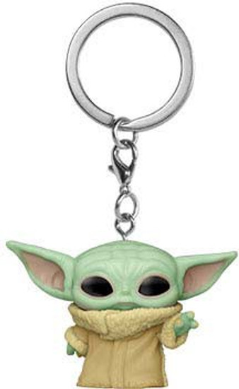 Funko Star Wars The Mandalorian POP! The Child Keychain [Arm Extended] (Pre-Order ships March)