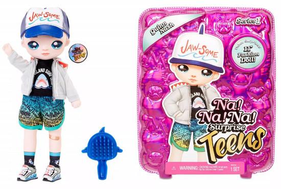 Na! Na! Na! Surprise Teens Series 1 Quinn Nash Doll