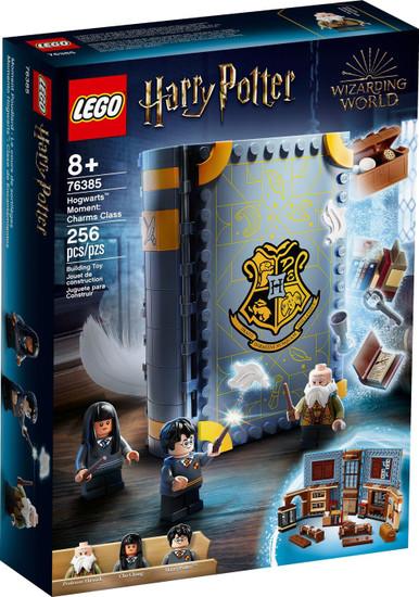 Lego Harry Potter Hogwarts Moment Charms Class Set 76385 Toywiz