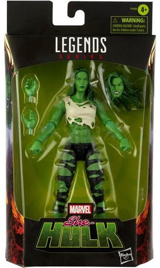 Marvel Legends She-Hulk Exclusive Action Figure [Comic Version] (Pre-Order ships July)