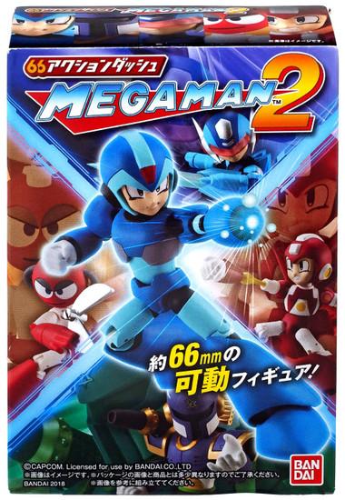 Mega Man Legends Shokugan 66 Action Series 2 Trading Figure Pack [1 RANDOM Figure!, Damaged Package]
