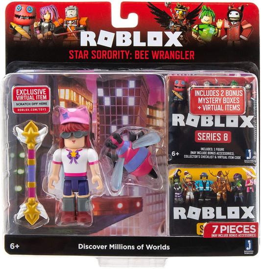 Roblox Star Sorority: Bee Wrangler