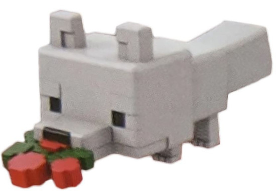 Minecraft Melon Series 22 Fox Minifigure [Loose]