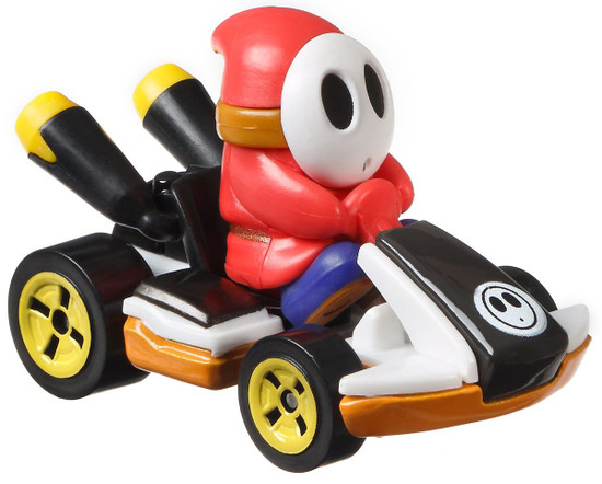 Jakks Pacific Mario Kart Shy Guy Standard Kart Vehicle