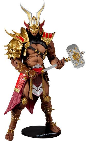 McFarlane Toys Mortal Kombat 11 Series 5 Shao Khan Action Figure