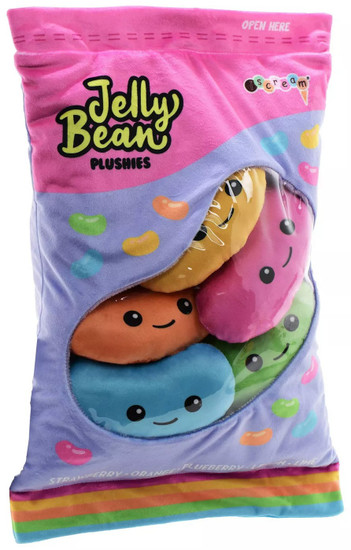 2Scoops Jelly Bean Plushies