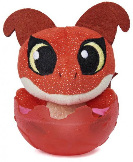 How to Train Your Dragon The Hidden World Baby Aggro 3-Inch Egg Plush