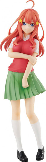 The Quintessential Quintuplets Pop Up Parade Itsuki Nakano 7.5-Inch Collectible PVC Figure (Pre-Order ships September)