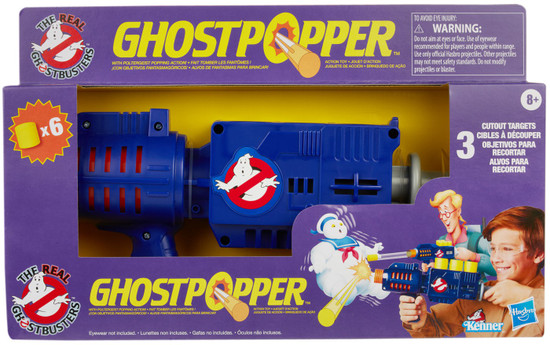 The Real Ghostbusters Ghostpopper 6-Inch