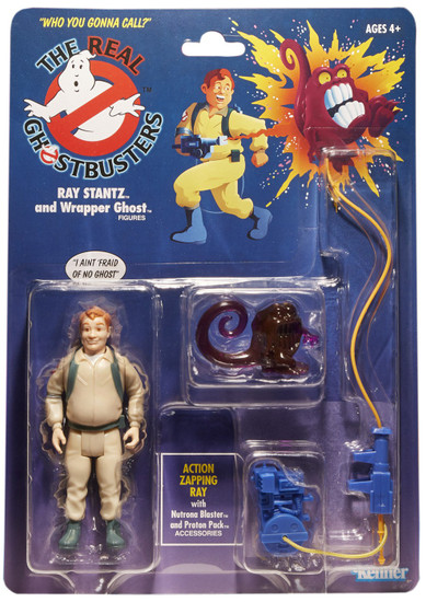 The Real Ghostbusters Ray Stantz Exclusive Action Figure