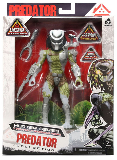 Hunter Series Jungle Hunter Predator Exclusive Action Figure