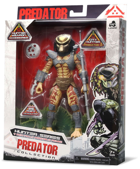 Hunter Series City Hunter Predator Exclusive Action Figure
