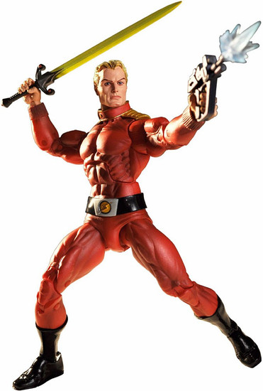 NECA Defenders of the Earth Flash Gordon Action Figure (Pre-Order ships May)