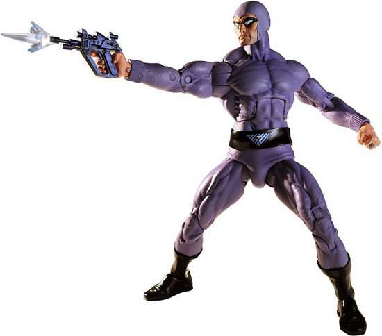 NECA Defenders of the Earth The Phantom Action Figure