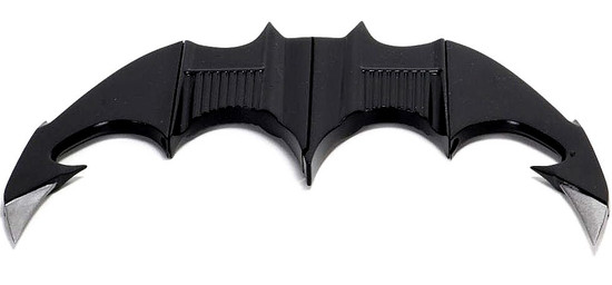 NECA Batman (1989) Batarang 13-Inch Long Prop Replica (Pre-Order ships July)