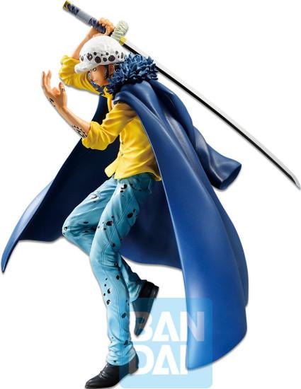 One Piece Ichibansho Trafalgar.Law 7.5-Inch Statue [Best Of Omnibus] (Pre-Order ships September)