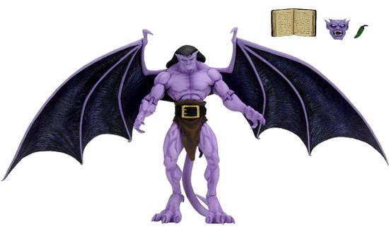 NECA Disney Gargoyles Goliath Action Figure [Ultimate Version] (Pre-Order ships July)