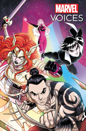 Marvel's Voices One-shot Pride Comic Book (Pre-Order ships June)