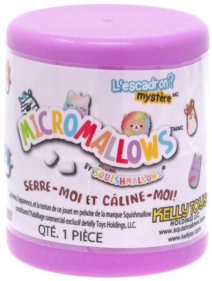 Squishmallows Micromallows Mystery Squad 2.5-Inch Micro Plush Pack [1 RANDOM Micro Figure]