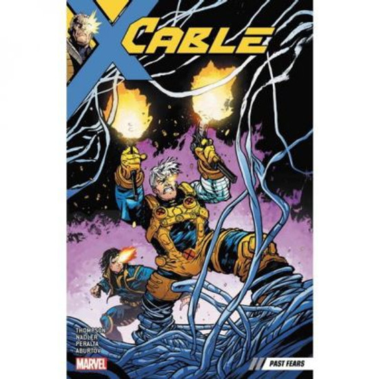Marvel Cable Past Fears Trade Paperback #3