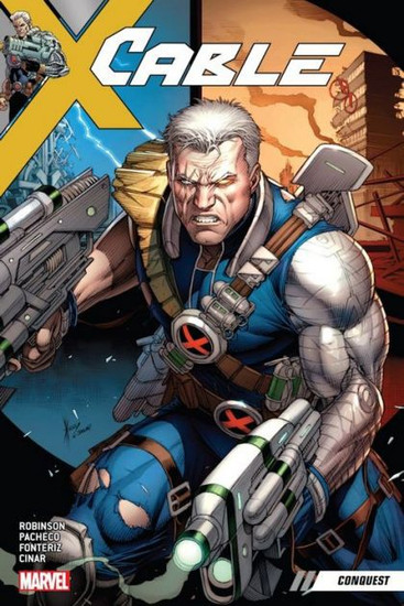 Marvel Cable Conquest Trade Paperback #1