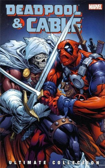 Marvel Deadpool & Cable Ultimate Collection Trade Paperback #3