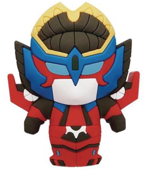 Transformers 3D Figural Bag Clip Series 1 Windblade Minifigure [Loose]