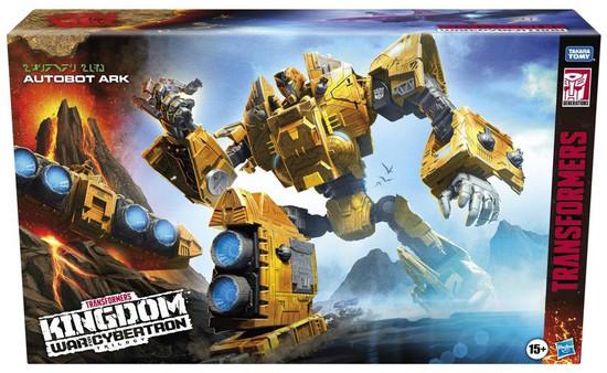 Transformers Generations Kingdom: War for Cybertron Trilogy Autobot Ark Titan Class Figure (Pre-Order ships August)