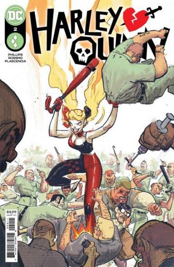 DC Comics Harley Quinn, Vol. 4 #2A Comic Book