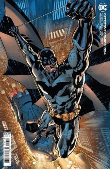 DC Comics Detective Comics, Vol. 3 #1034 Comic Book [2nd Printing Variant]