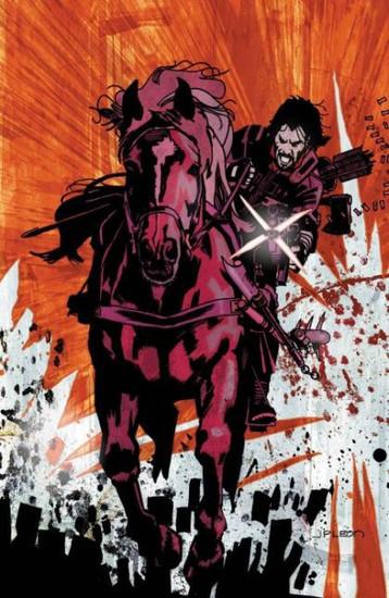 Boom! Studios BRZRKR #2 Comic Book [John Paul Leon Virgin Variant]