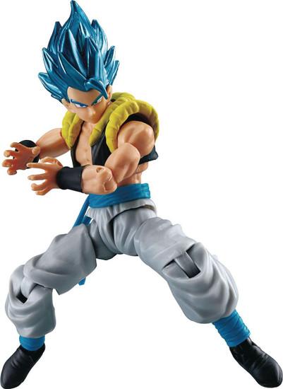 Dragon Ball Super Dragon Ball Evolve Super Saiyan Blue Gogeta Action Figure