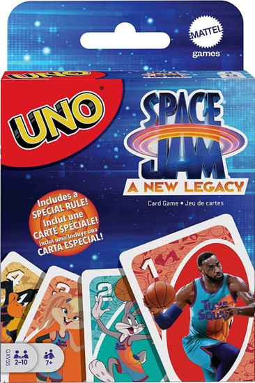 Space Jam: A New Legacy UNO Card Game