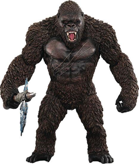 Godzilla vs. Kong King Kong 12-Inch Collectible PVC Figure Statue (Pre-Order ships January)