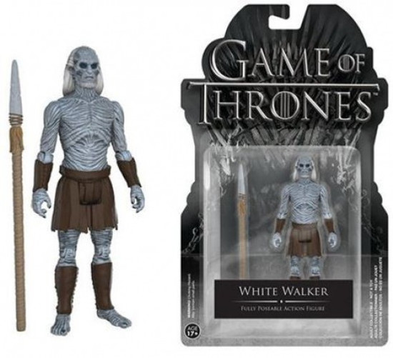 Funko Game of Thrones White Walker Action Figure [Loose]