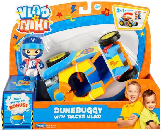 Vlad & Niki Dunebuggy with Racer Vlad Vehicle & Figure