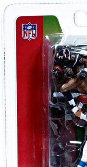McFarlane Toys NFL Carolina Panthers / St. Louis Rams Sports Picks 3 Inch Mini Series 2 Jake Delhomme & Marshall Faulk Mini Figure 2-Pack 2-Pack