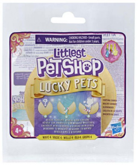 Littlest Pet Shop Lucky Pets Wave 4 Mystery Pack