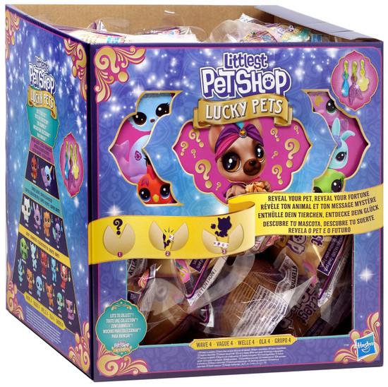Littlest Pet Shop Lucky Pets Wave 4 Mystery Box [24 Packs]