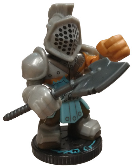 Akedo Ultimate Arcade Warriors Series 1 Aximus Classic Action Figure [with Battle Controller Loose]