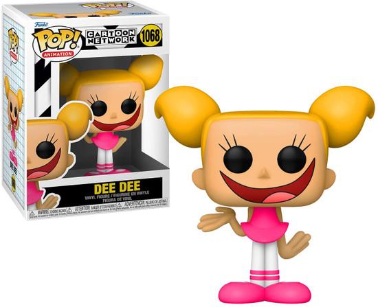 Funko Dexter's Laboratory POP! Animation Dee Dee Vinyl Figure (Pre-Order ships November)