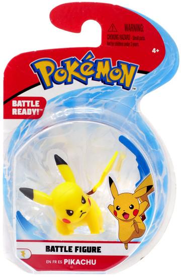 Pokemon Battle Figure Pikachu 2-Inch Mini Figure