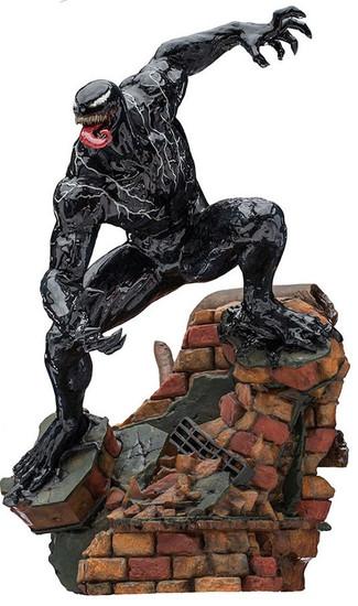 Marvel Venom: Let There Be Carnage Venom 11.8-Inch Statue (Pre-Order ships January 2023)