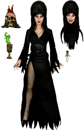 NECA Elvira Clothed Action Figure (Pre-Order ships February)