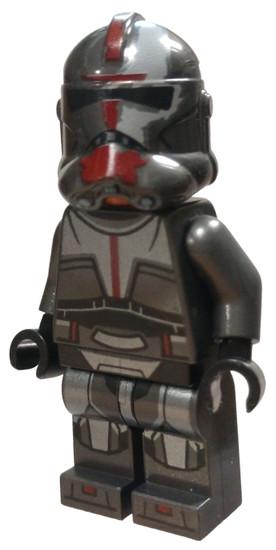 LEGO Star Wars The Bad Batch Hunter Minifigure [Loose]