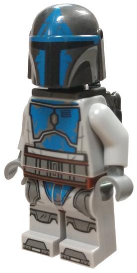 LEGO Star Wars The Bad Batch Mandalorian / Death Watch Loyalist Minifigure [Loose]