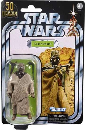 Star Wars Black Series Lucasfilm 50th Anniversary Tusken Raider Action Figure